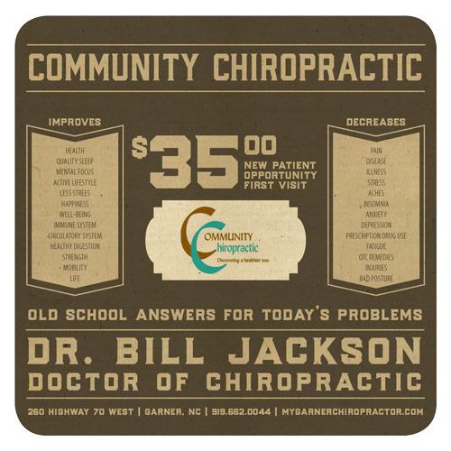 Chiropractor Near Me Garner NC Special Offer